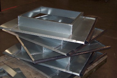 Chimney Skylight Saddles Amp Curbs